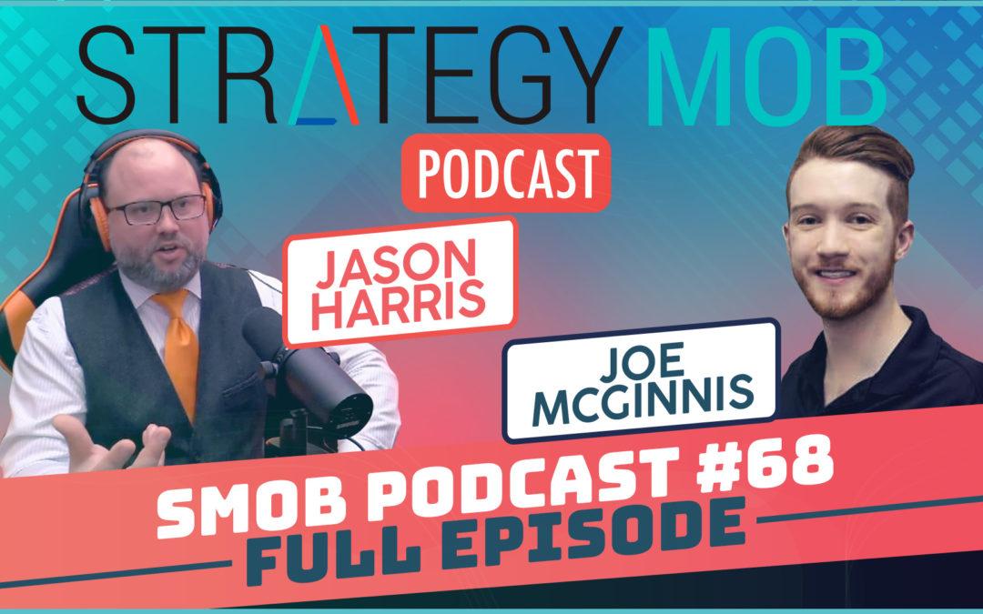Episode 68 – Joe McGinnis