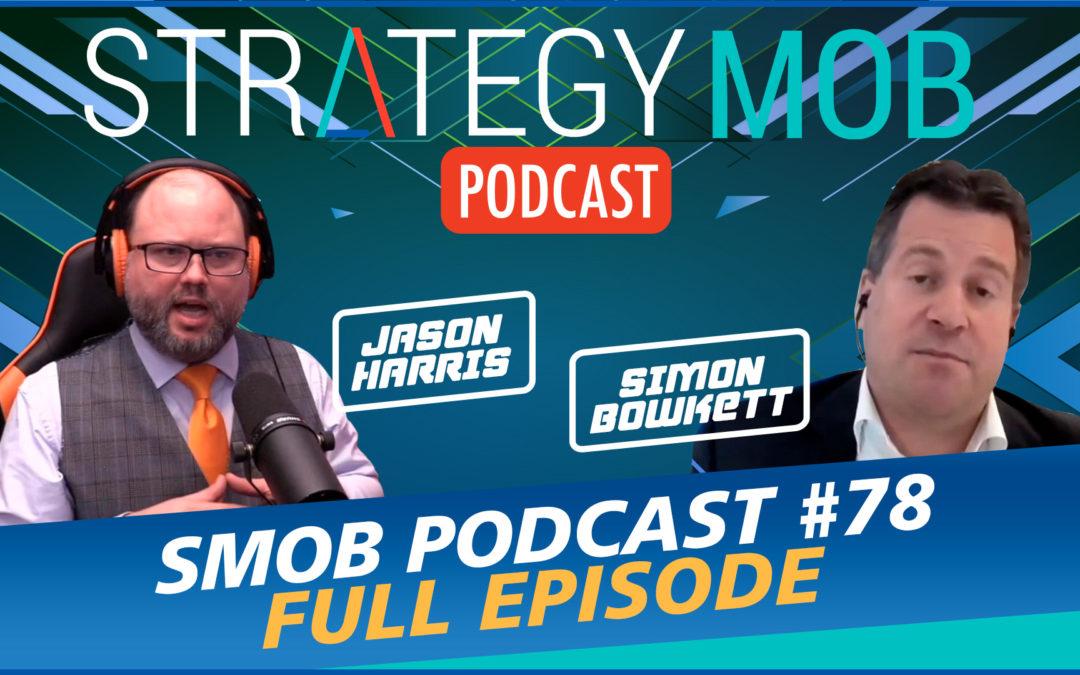 Episode 78 – Simon Bowkett