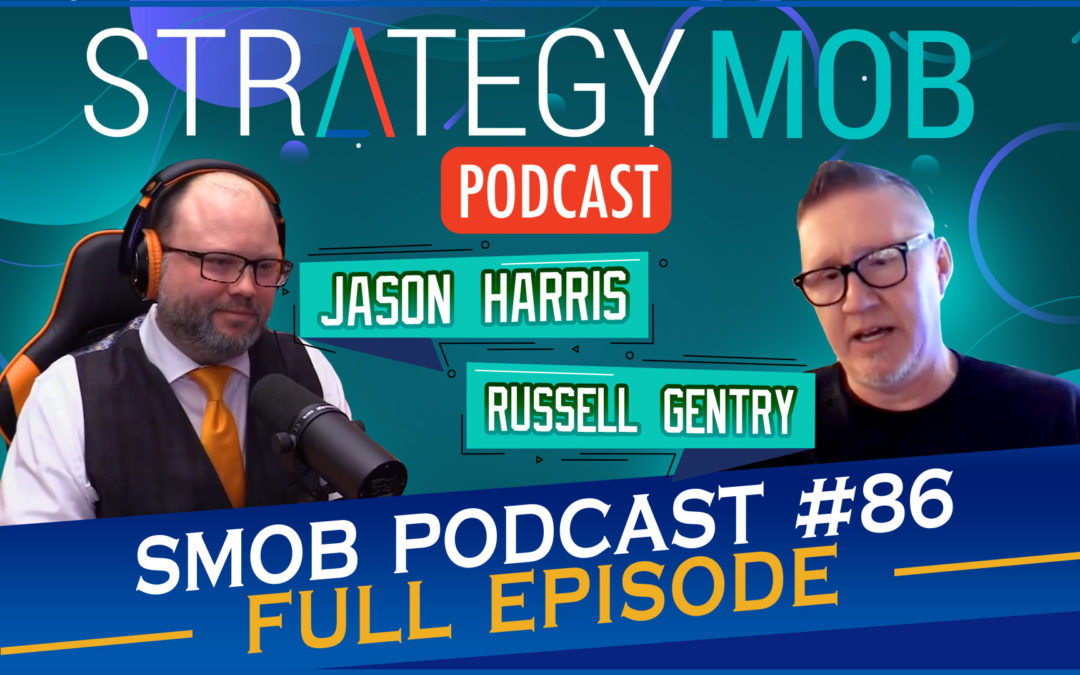 Episode 86 – Russell Gentry