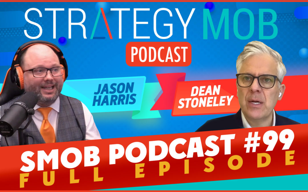 Episode 99 – Dean Stoneley