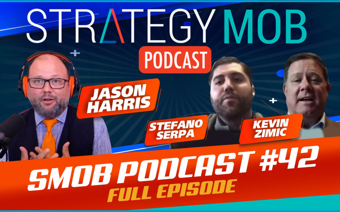 Episode 42 – Kevin Zimic and Stefano Serpa