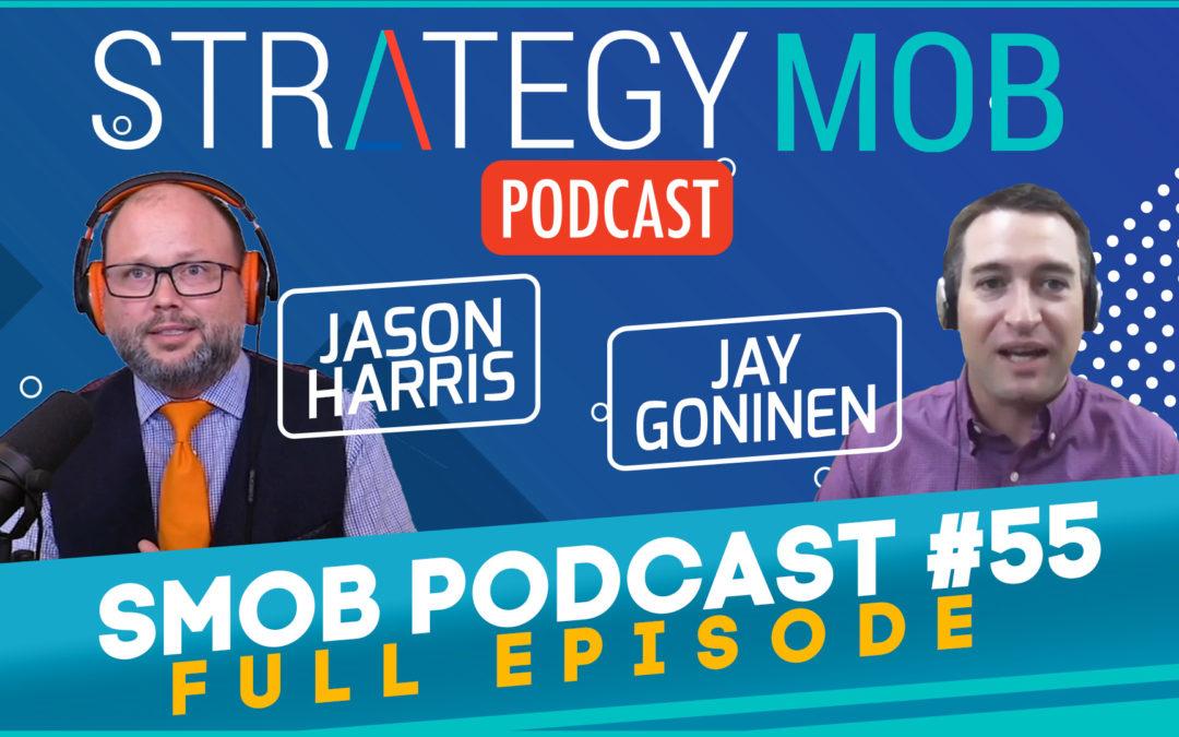 Episode 55 – Jay Goninen