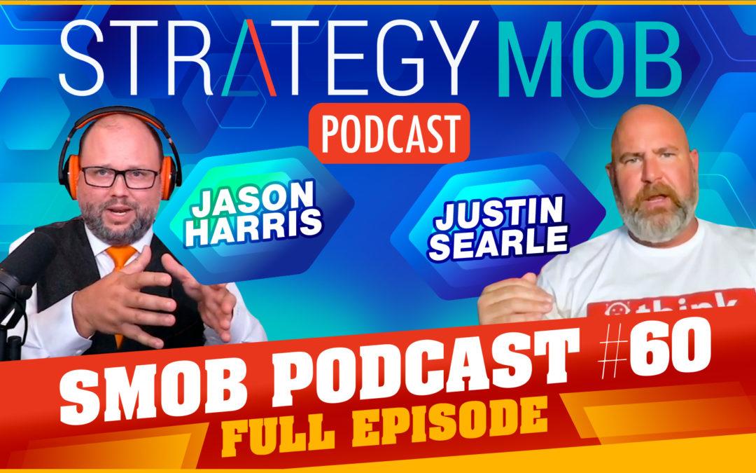 Episode 60 – Justin Searle