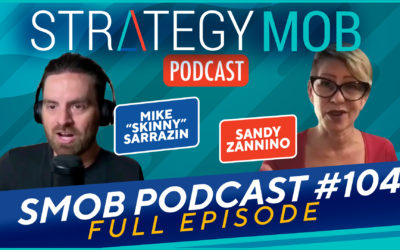 Episode 104 – Sandy Zannino