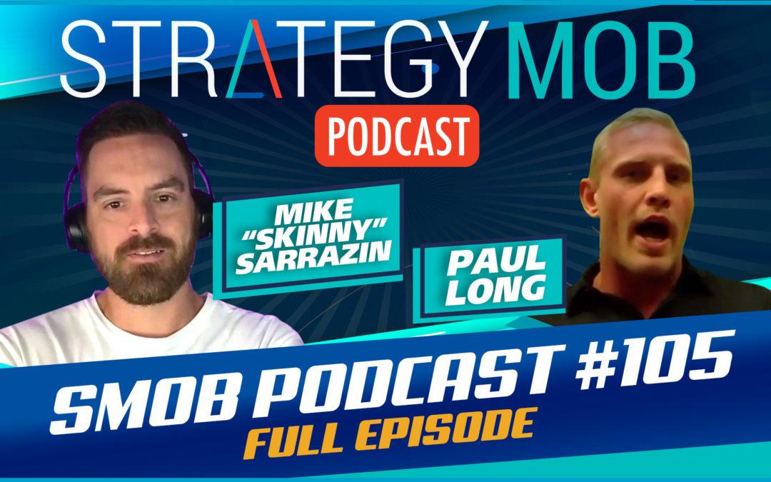 Episode 105 – Paul Long