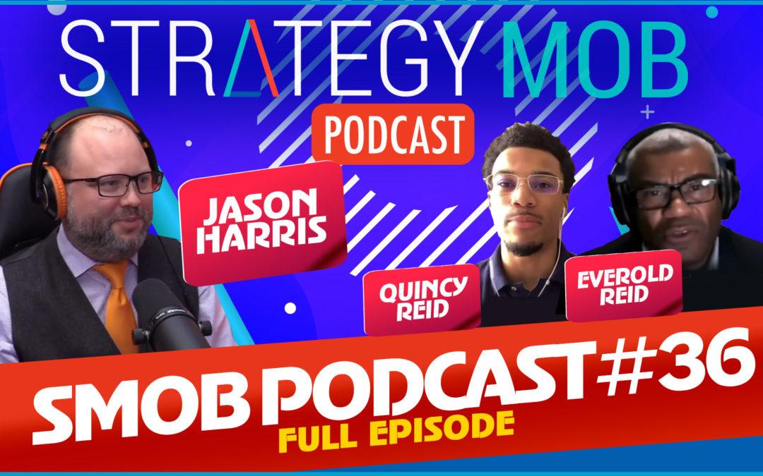 Episode 36 – Everold Reid and Quincy Reid