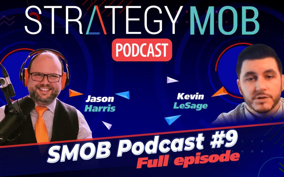 Episode 9 – Kevin LeSage